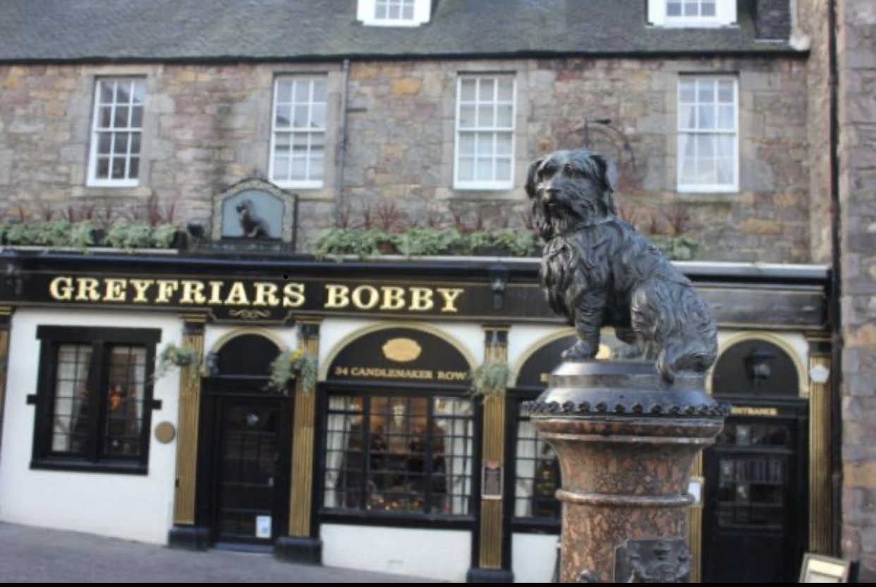 Edinburgh - Traditional pub