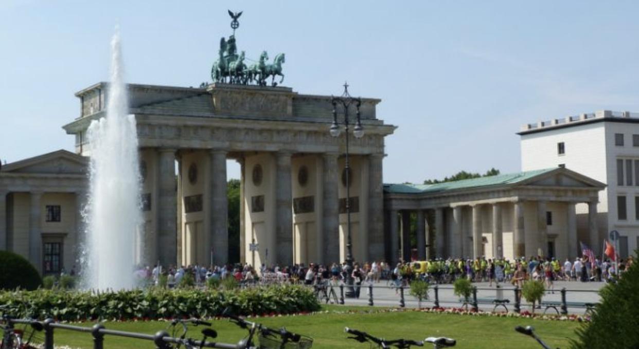 Berlin-Brandenburg Gate