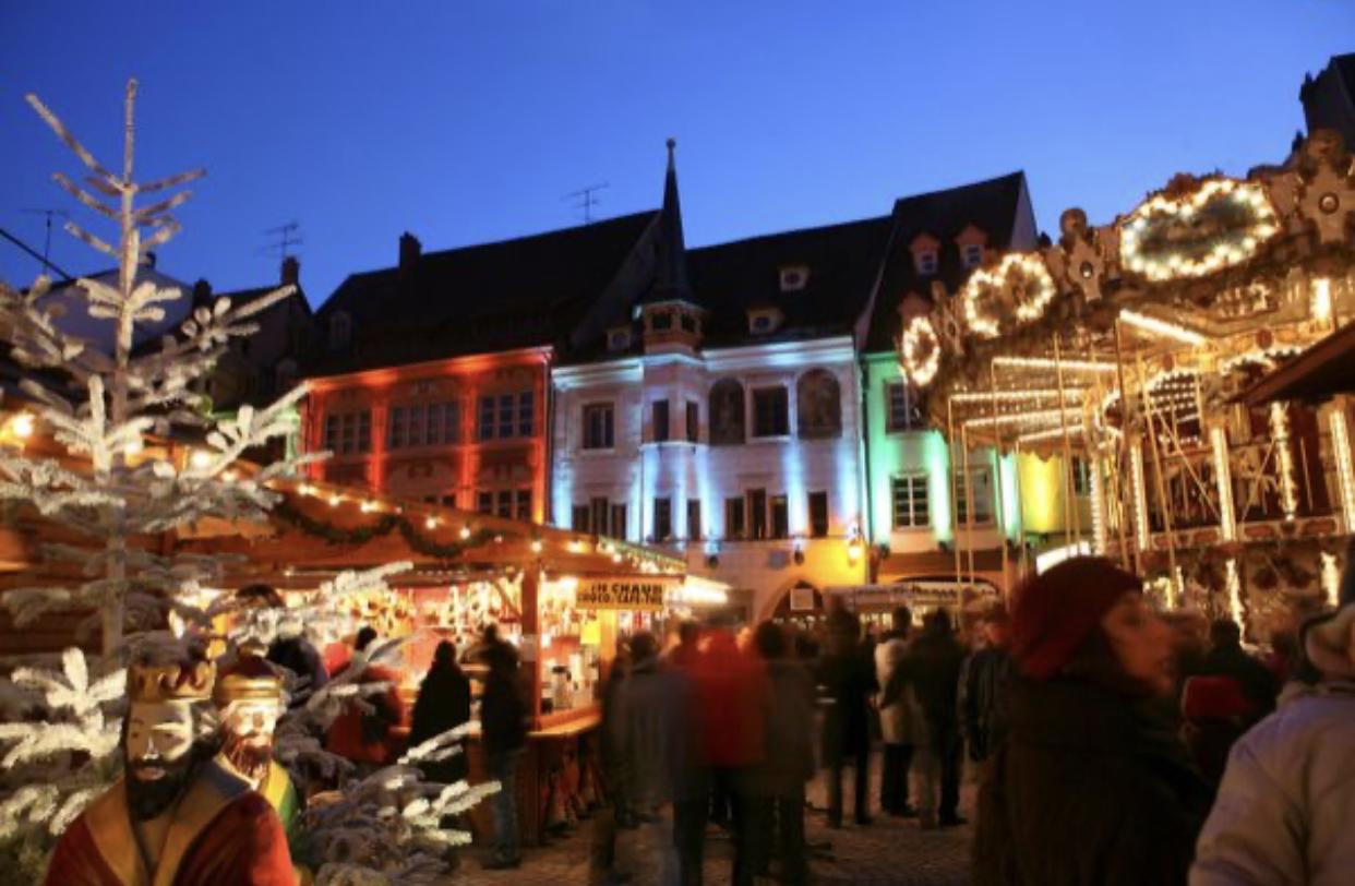 Berlin - Christmas Market