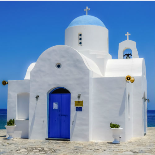 Churches at Cyprus