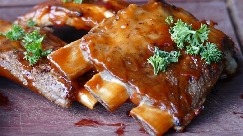 BBQ ribs atlanta