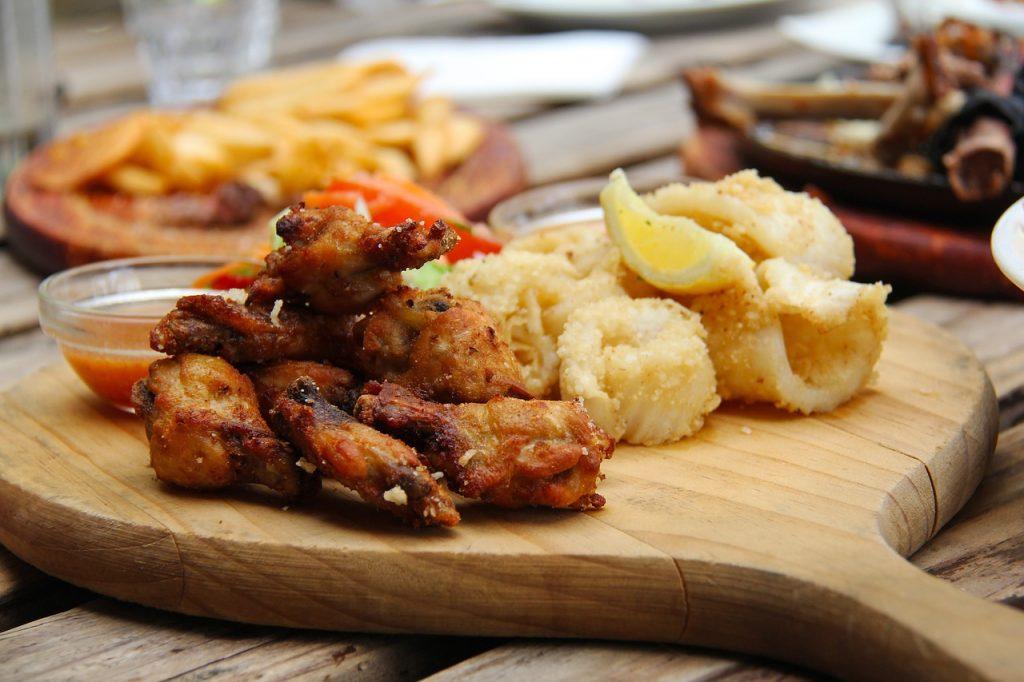 Nashville - Fried Chicken Wings