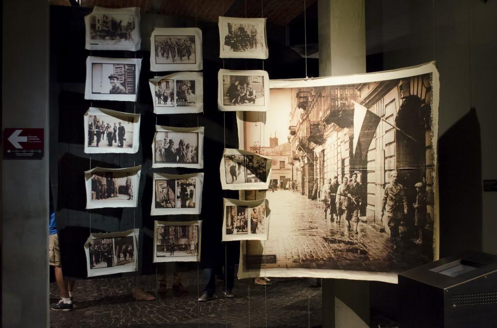 Uprising Museum, poland