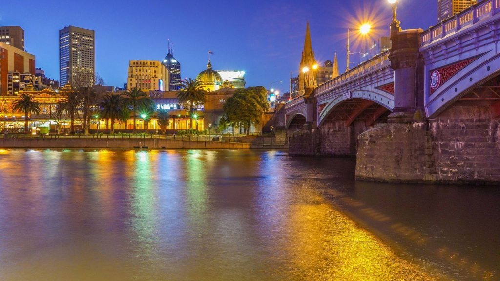Melbourne, nightlife