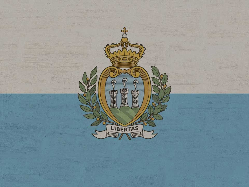 San-Marino - Flag