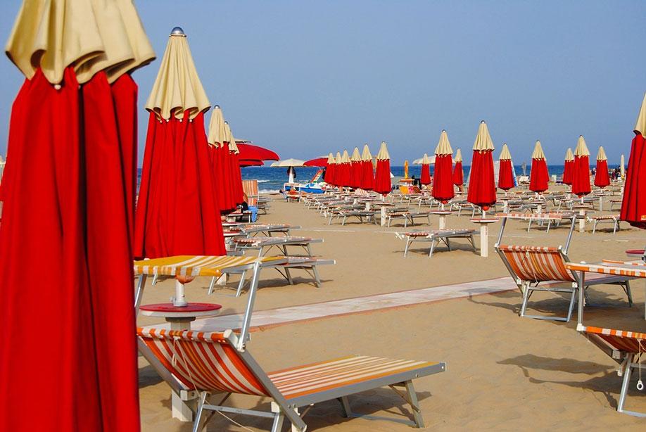 San Marino - Rimini - Beach Day