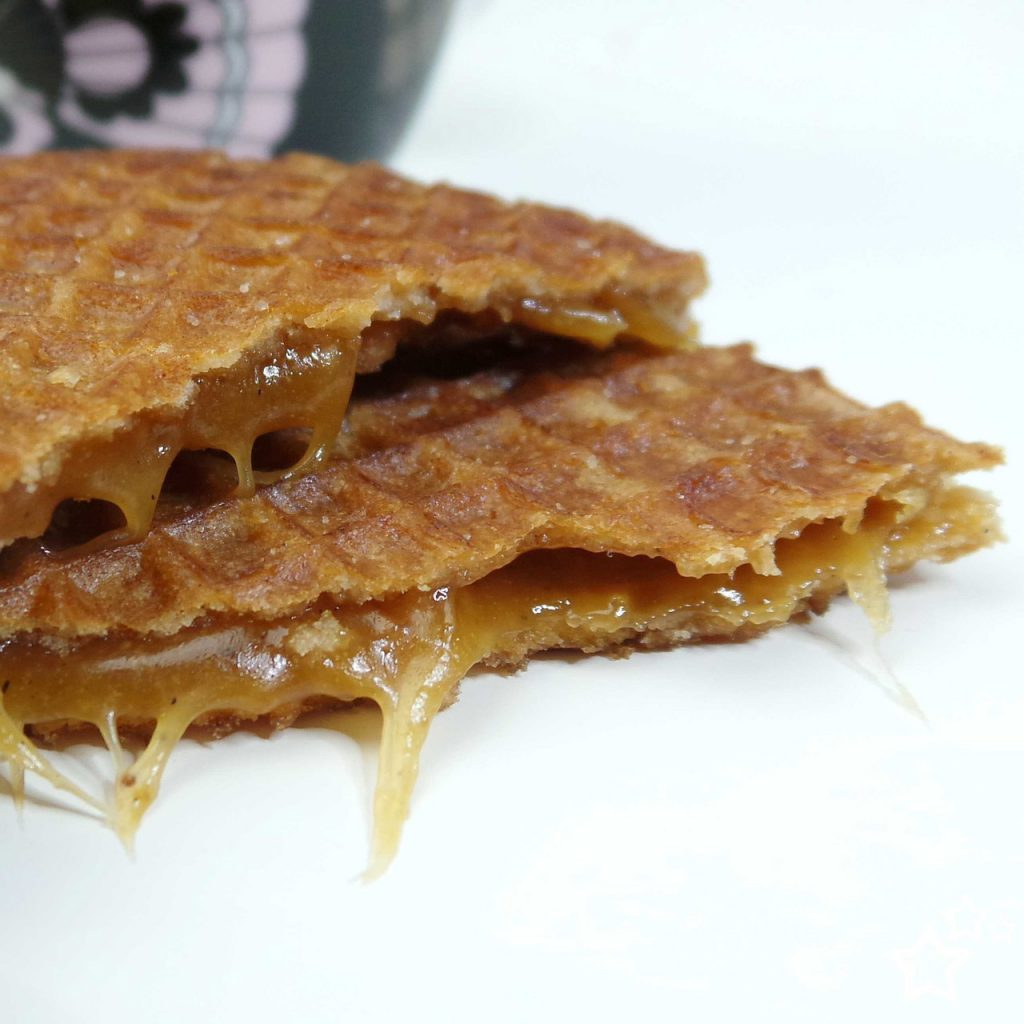 recipe---Stroopwaffle