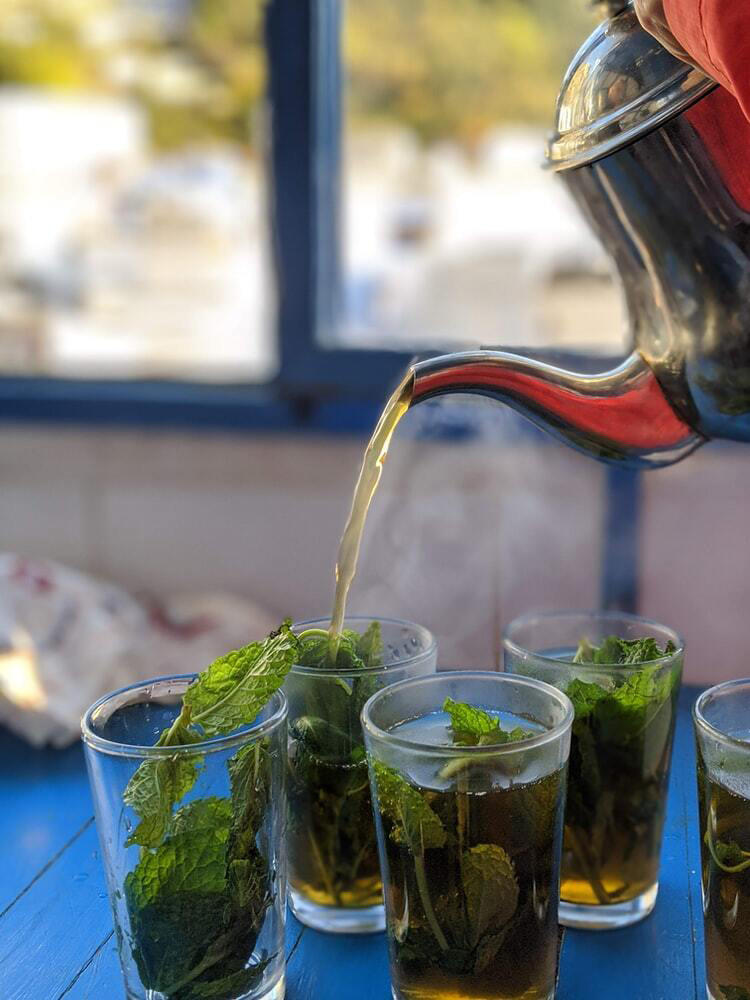 Casablanca-Tea