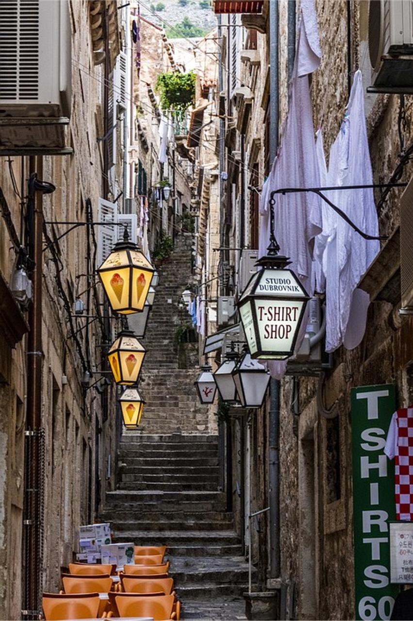 Dubrovnik---Stairs