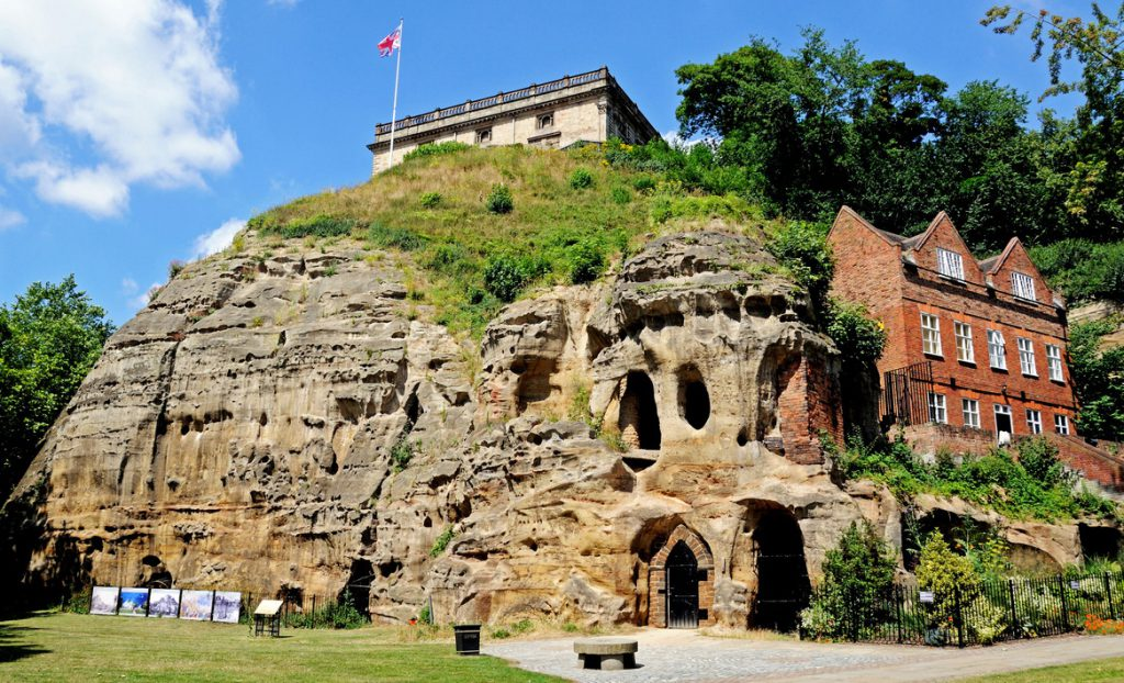 Nottingham---Caves