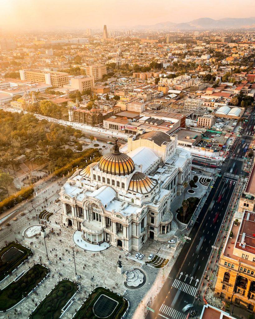 virgen de guadalupe mexico city