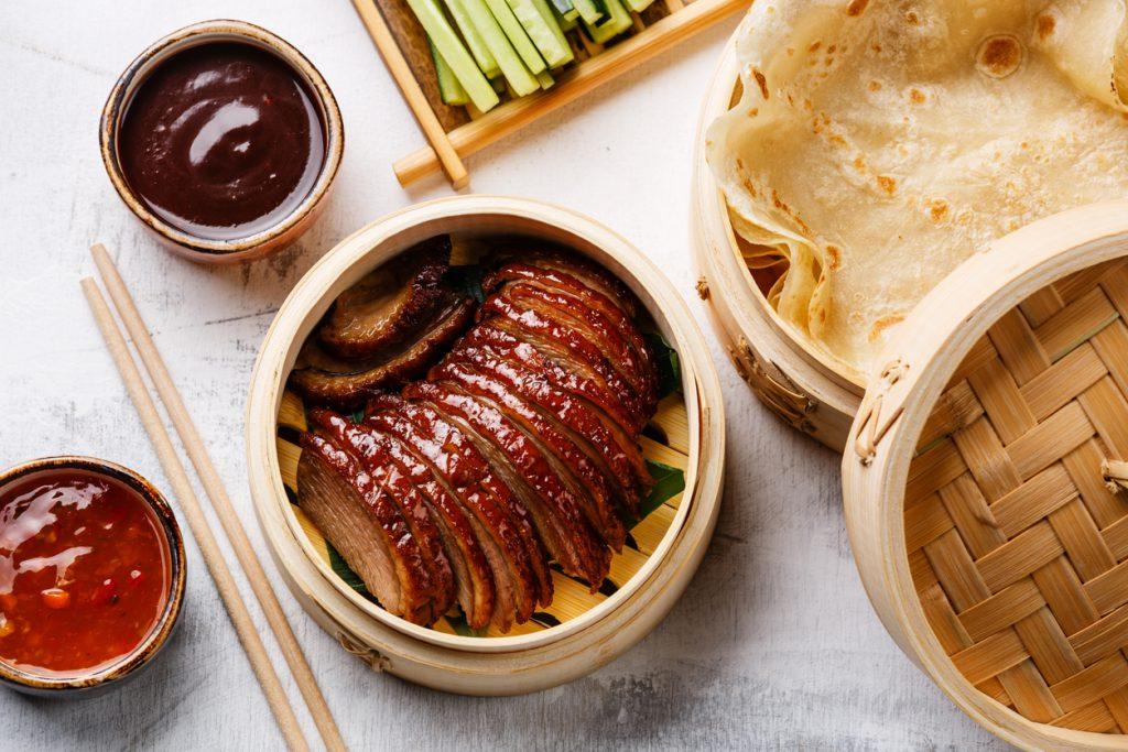 Pekin Duck a favorite when in Beijing