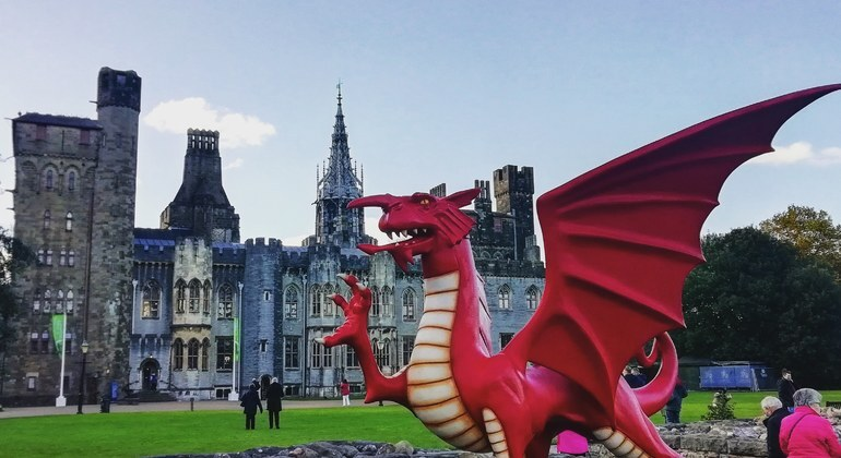 what to see in cardiff