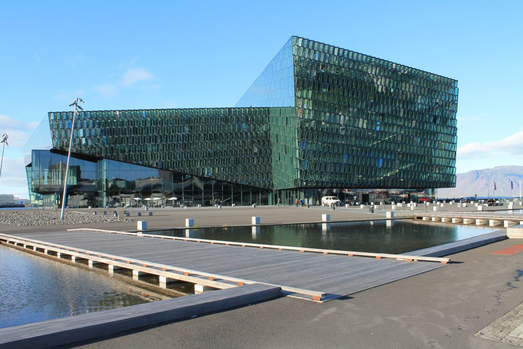 what to do in reykjavik - harpa