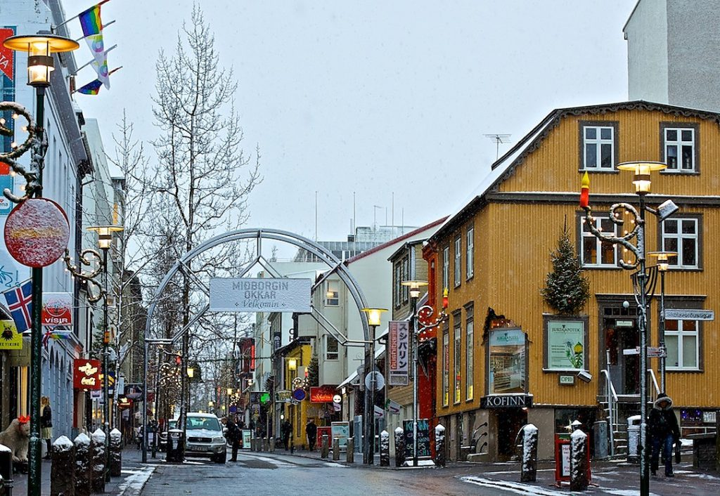 where to stay in reykjavik - lagauvegar
