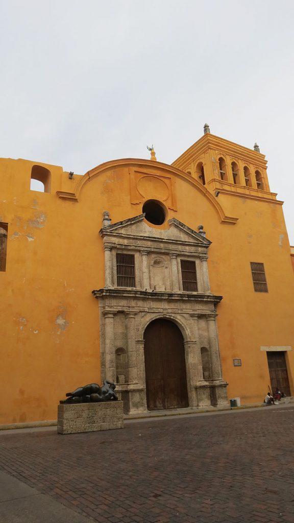 Visit Convent Santo Domingo Cartagena
