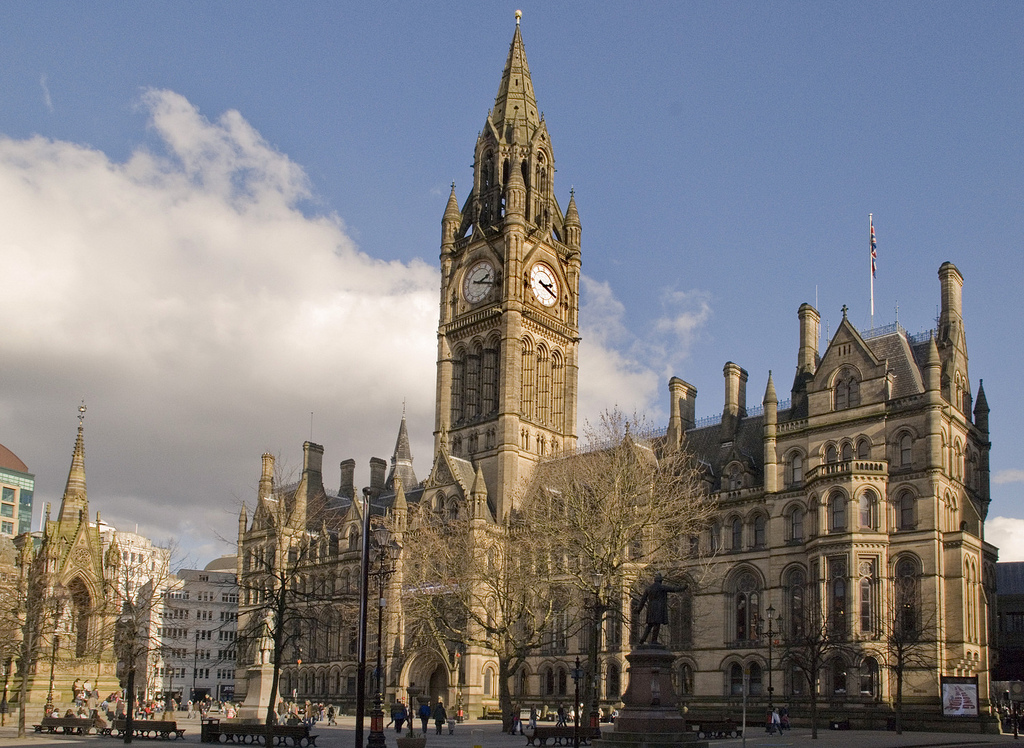 what to visit in manchester