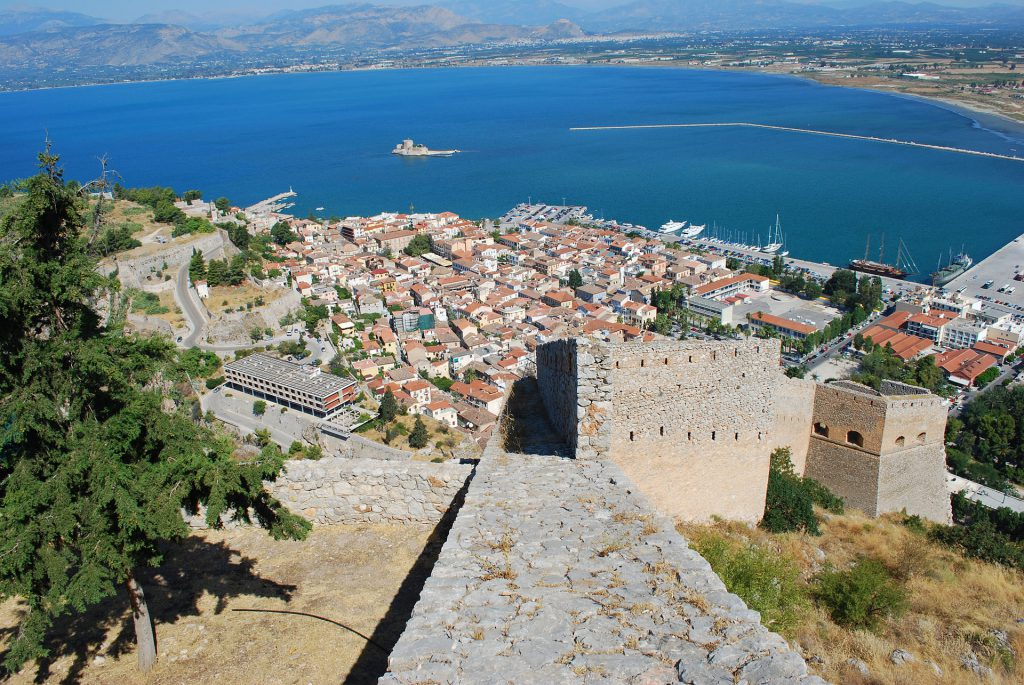 visit naflio, greece