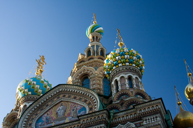 what to see in St Petersburg