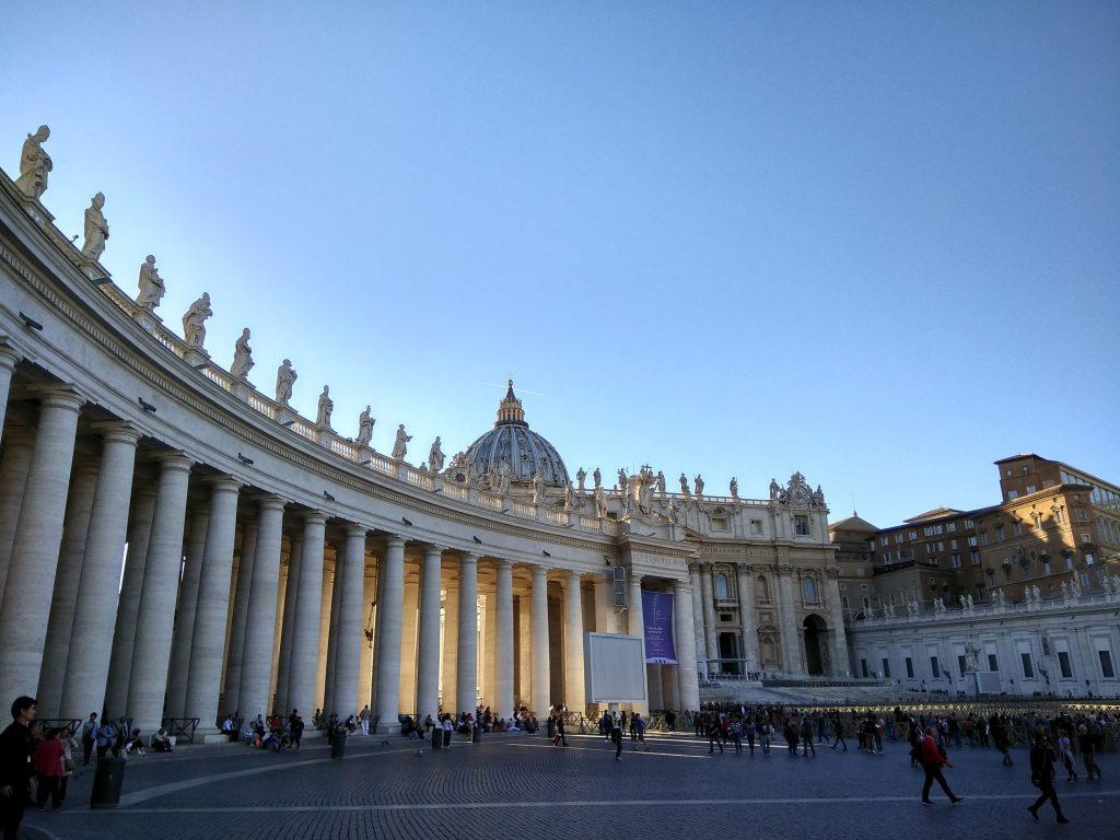 vatican - St. Peter's Square