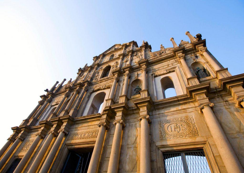 Macau - St Pauls