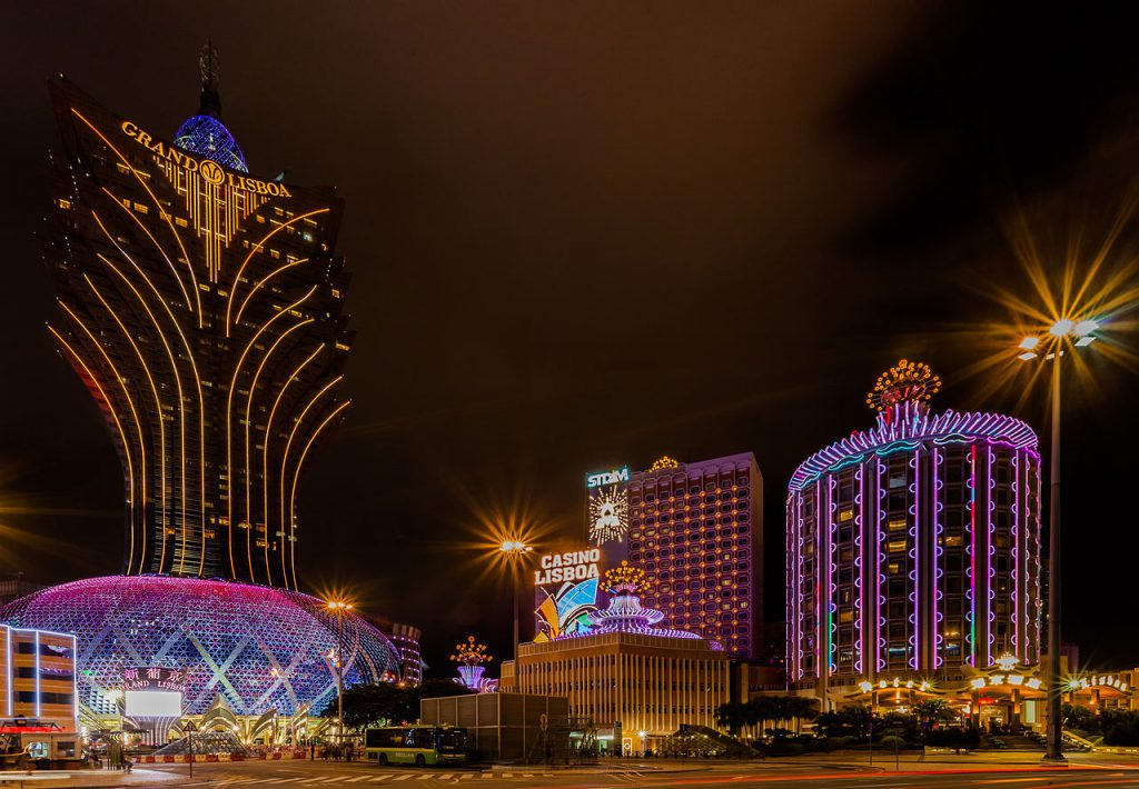 what to do in macau, casinos