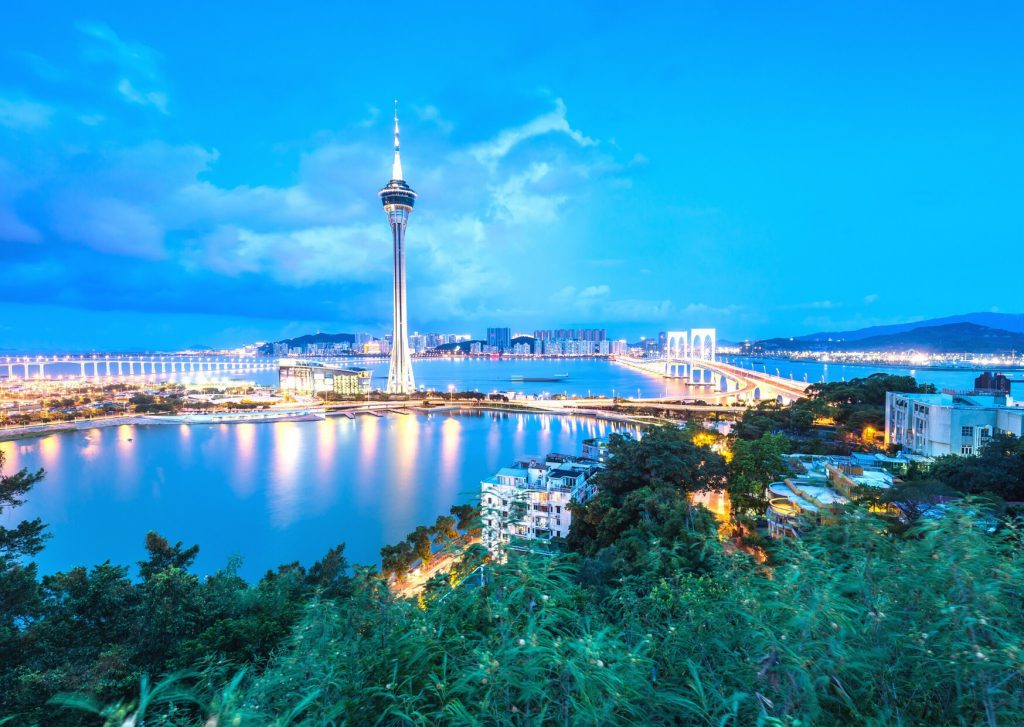 what to see in macau, china