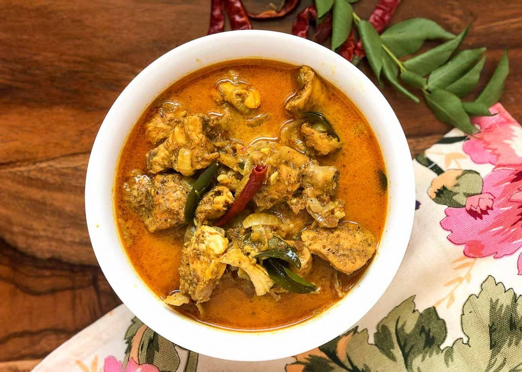 Colombo - chicken curry