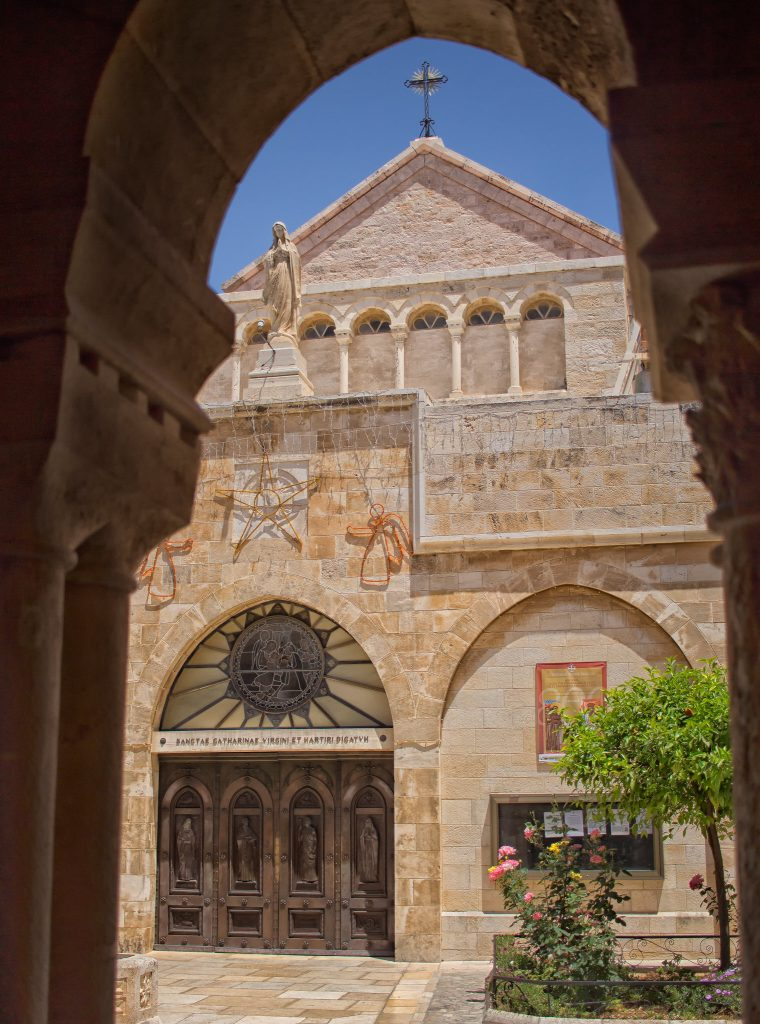 what to see in jersulem, Church of the nativity