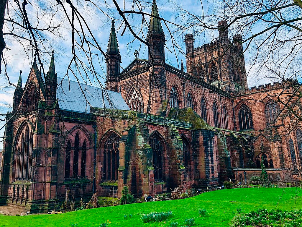 Visit Chester Cathedral