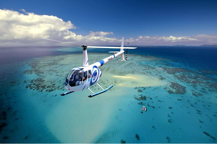 helicopter tour in GBR