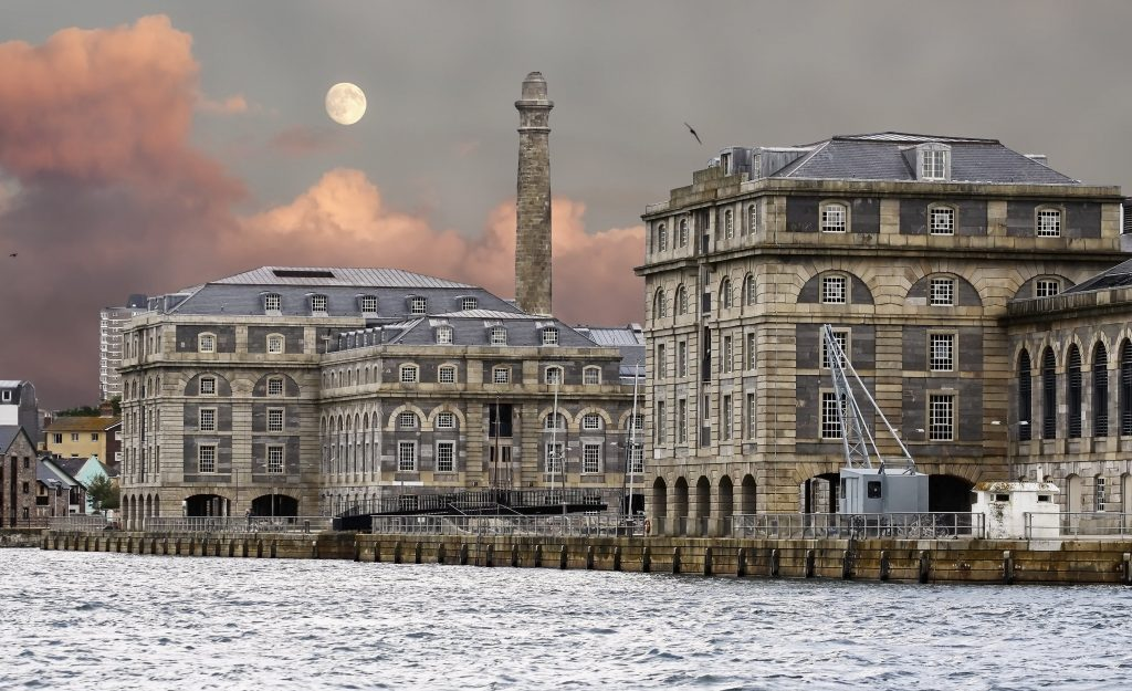 Visit Plymouth, England