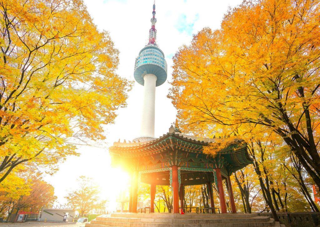 Seoul - tower