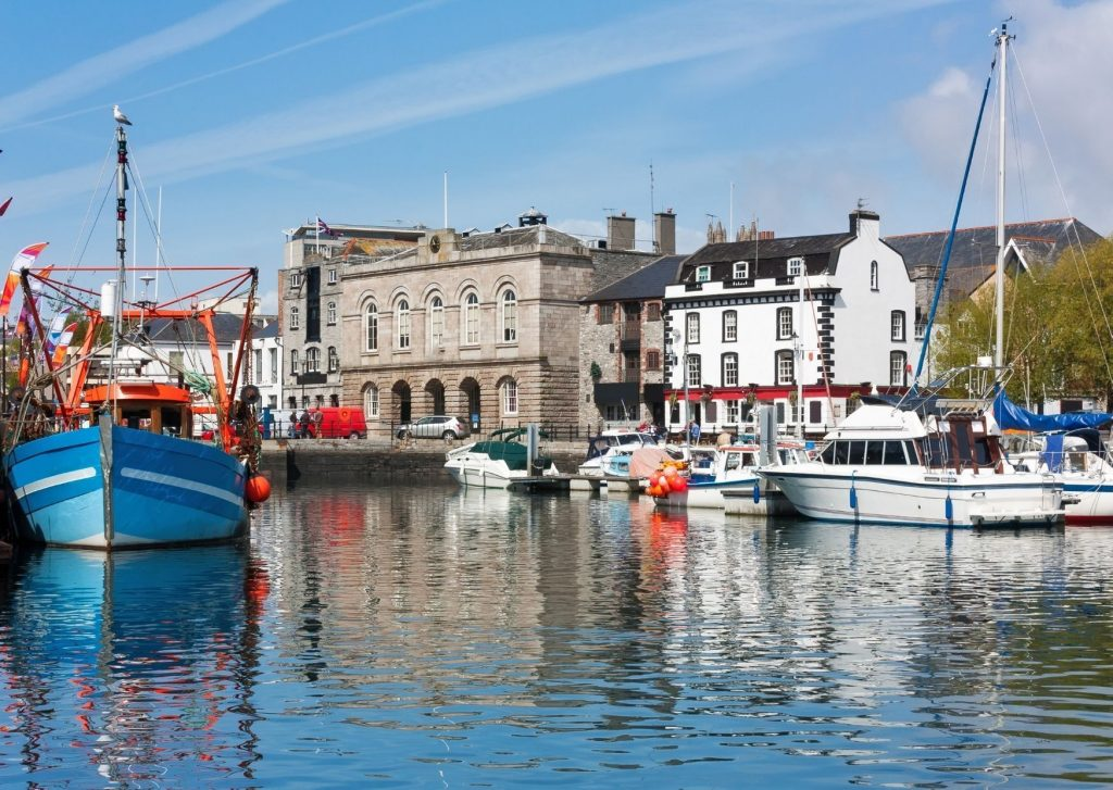 harbours in the uk