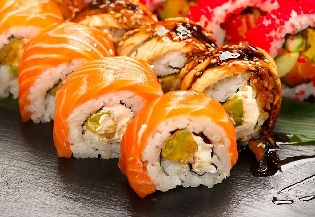 top sushi restaurants in japan
