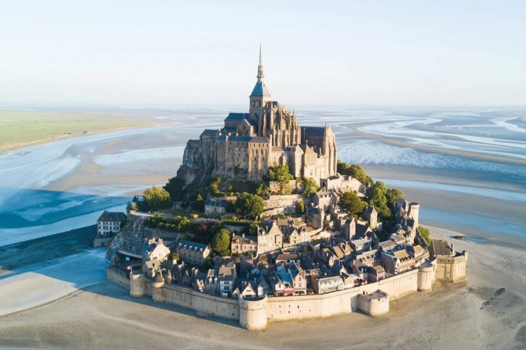 what to do in Normandy - Mont St Michael