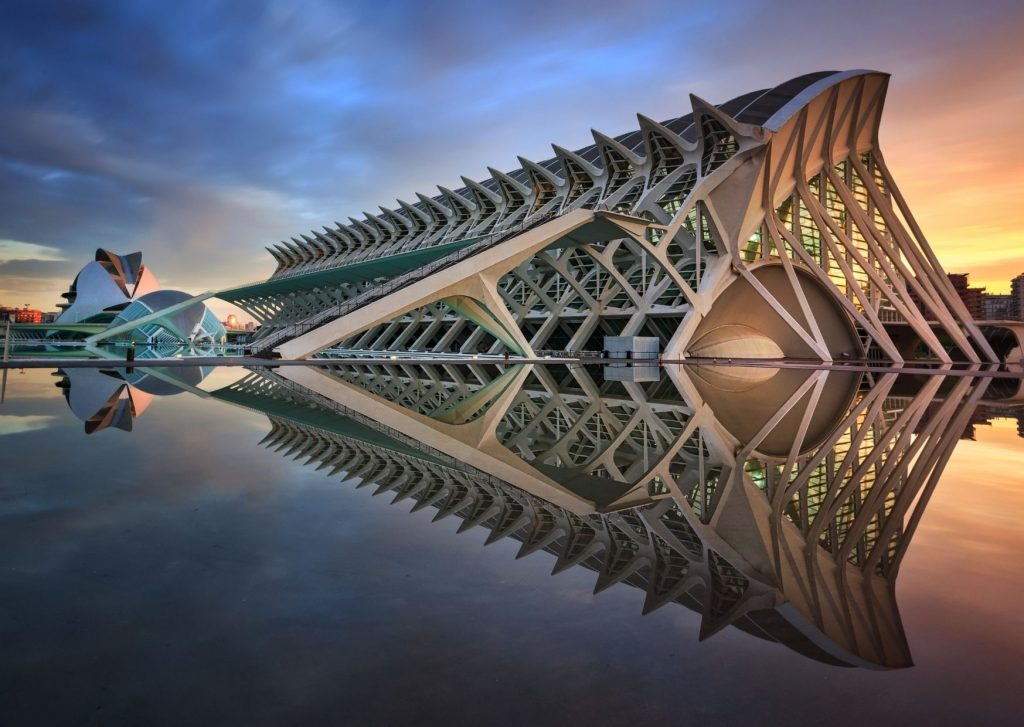 visit Valencia - city of arts and science