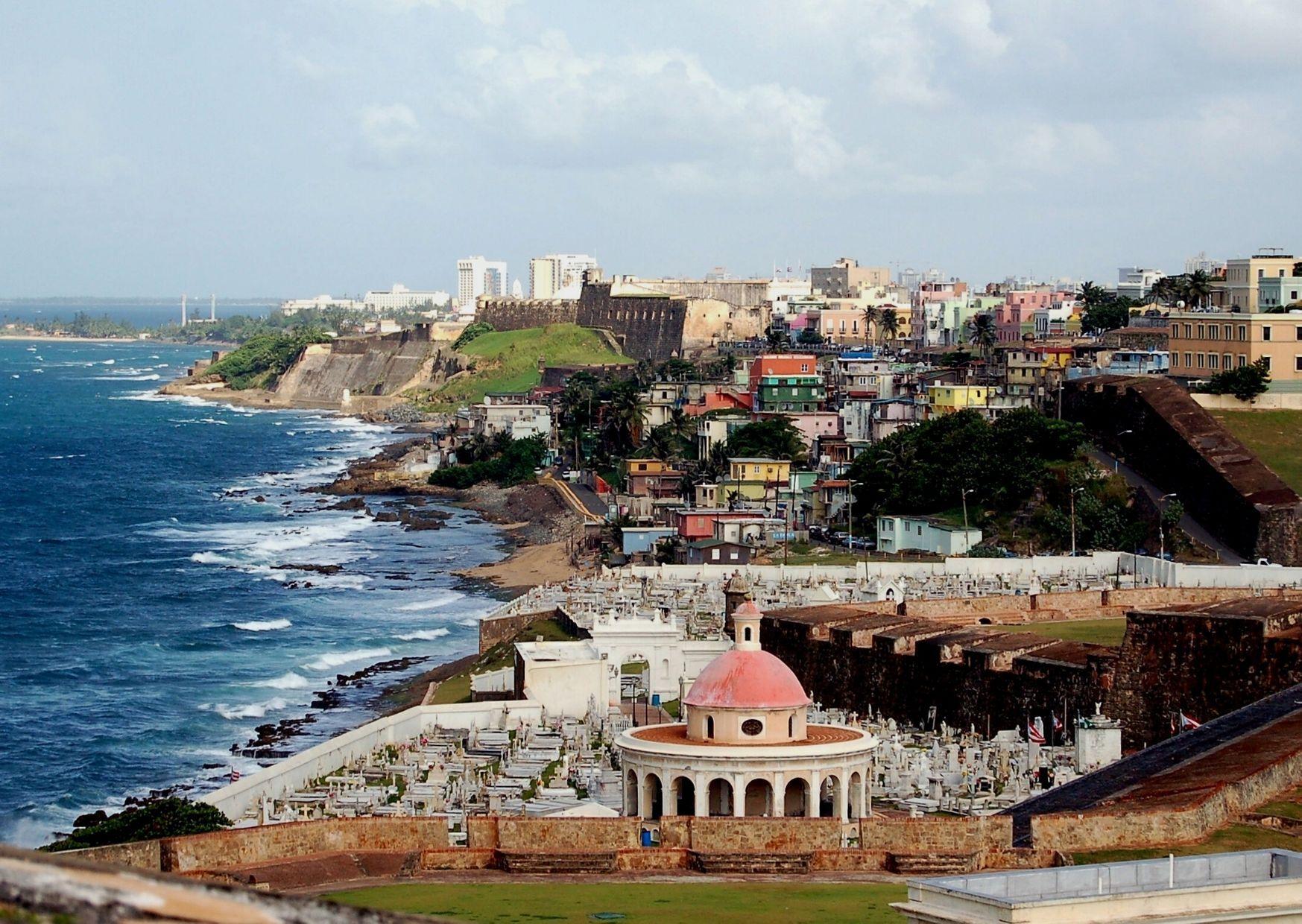 historic places in san juan puerto rico