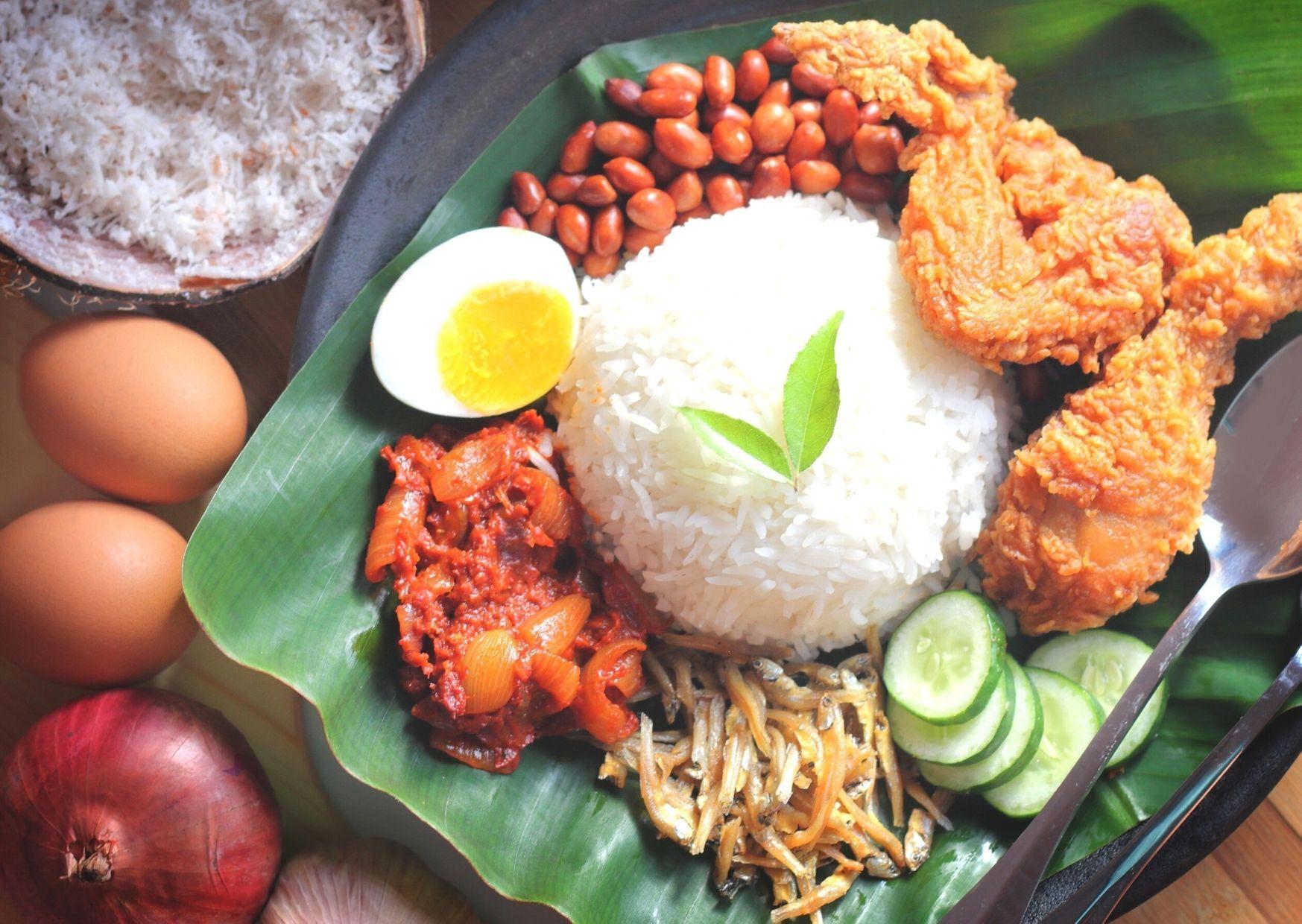 uala Lumpur national dish