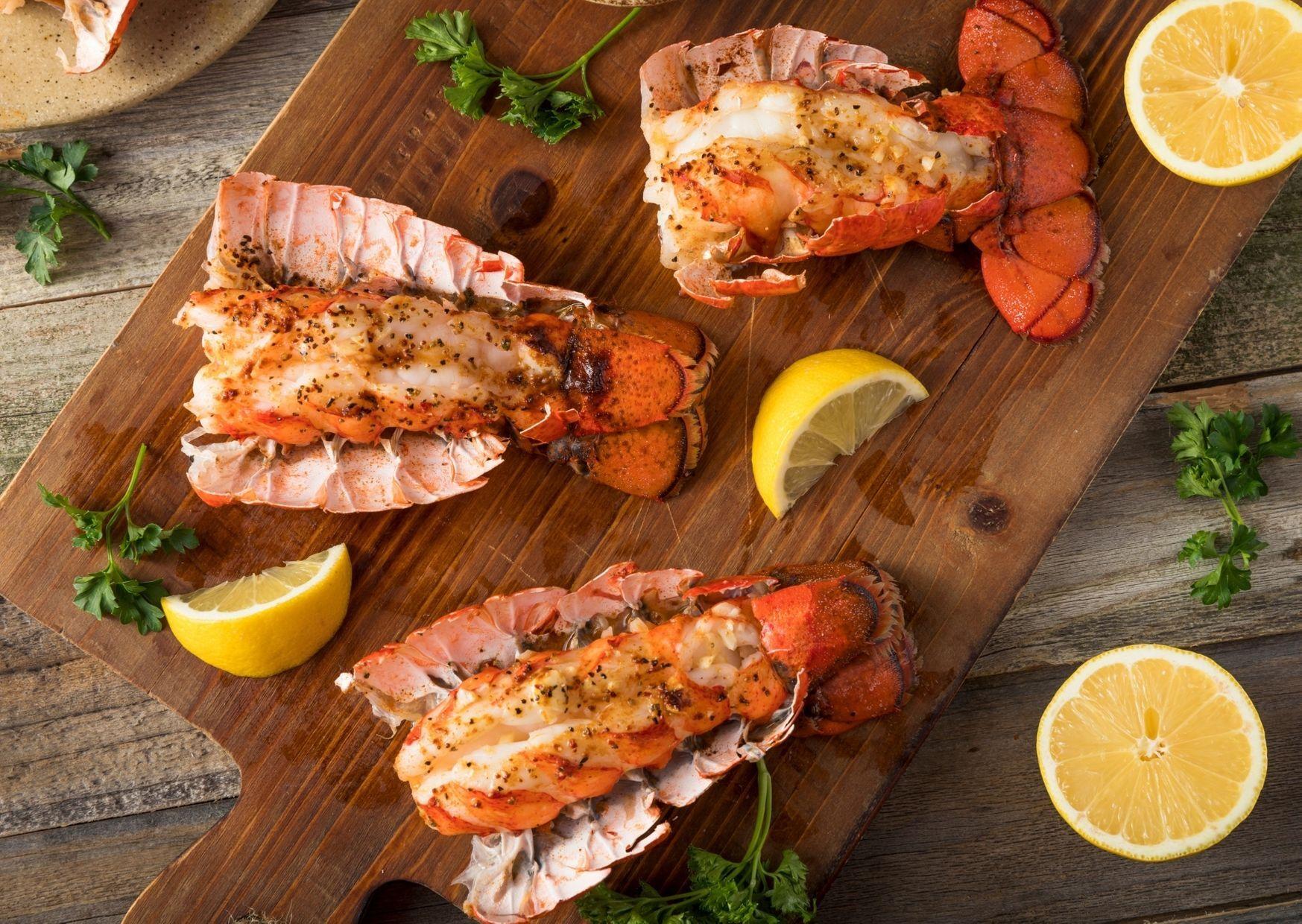 cayman islands lobster
