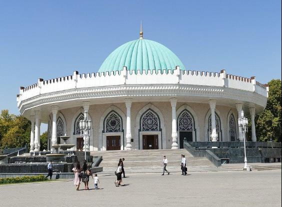 Round Mosque