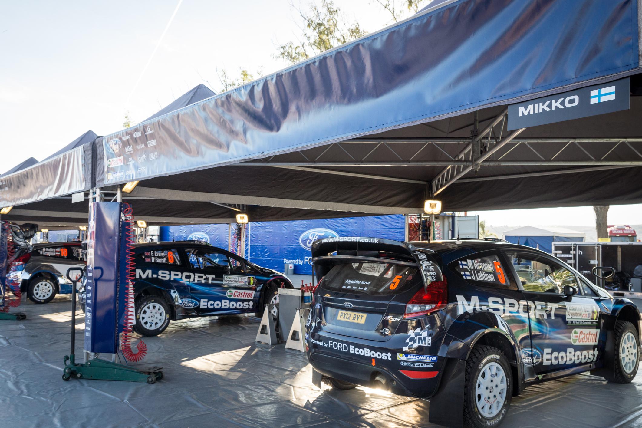Cordoba Rally Argentina