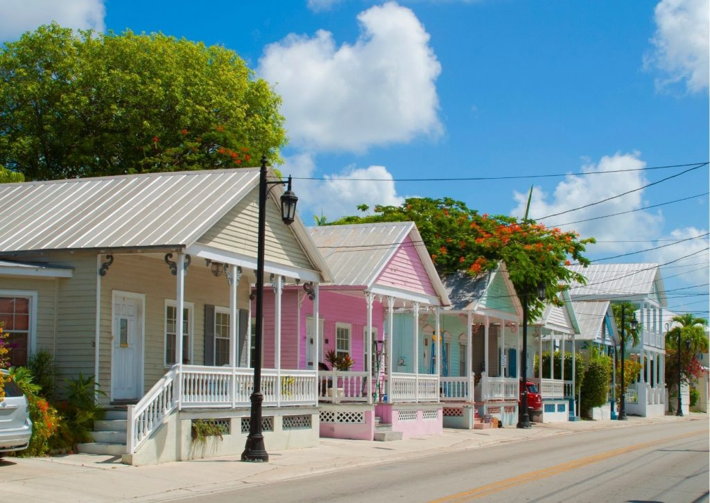 best places in key west miami